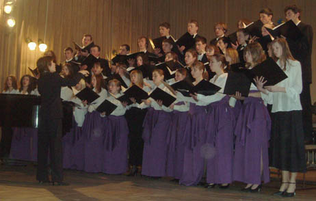 students mixed choir 02